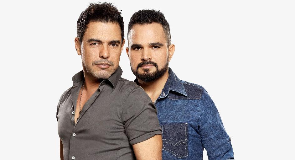 Zezé di Camargo e Luciano: dupla é uma das atrações (Rprodução da web)