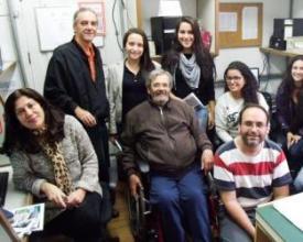 Visita AVS estudantes jornalismo