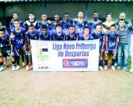 Seleção da Liga Friburguense de Futebol Amador Sub-17