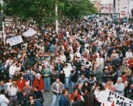 Protestos Nova Friburgo