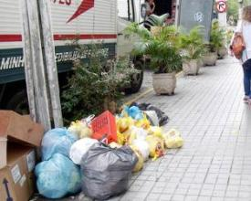 Lixo, descarte irregular
