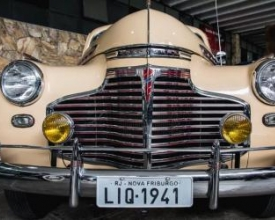 XV Encontro de Carros Antigos