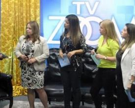 15 anos TV Zoom
