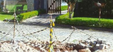Moradores das Braunes reclamam de buraco e outros problemas na Rua Ângelo Merecci