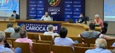 Clubes ainda aguardam por parcela das cotas de TV do Carioca 2021